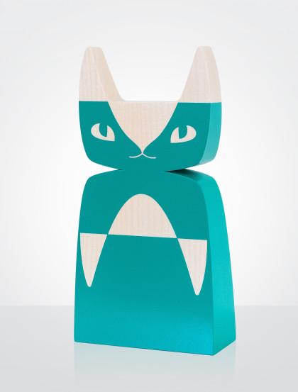 wood_cat_emerald_green
